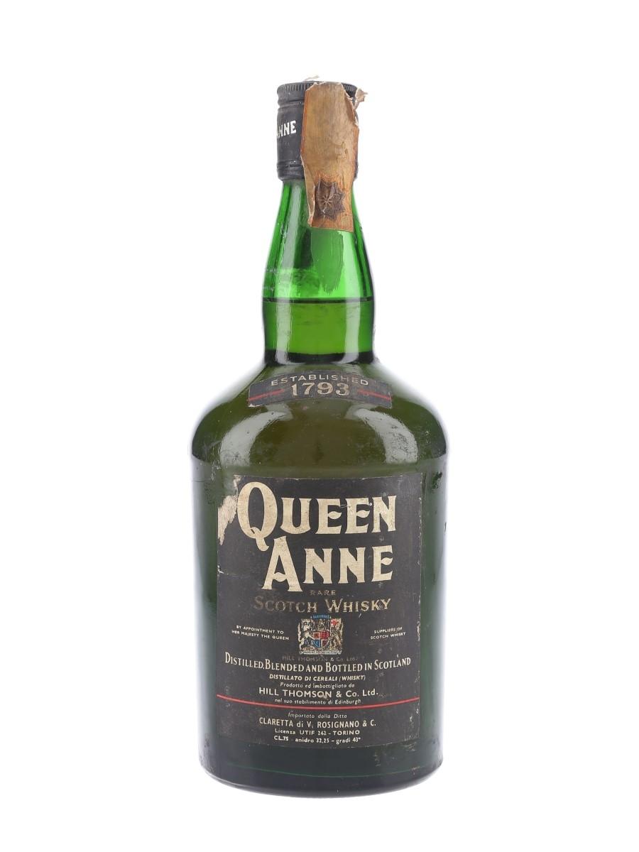 Queen Anne Rare Bottled 1960s - Claretta Di V. Rosignano 75cl / 43%
