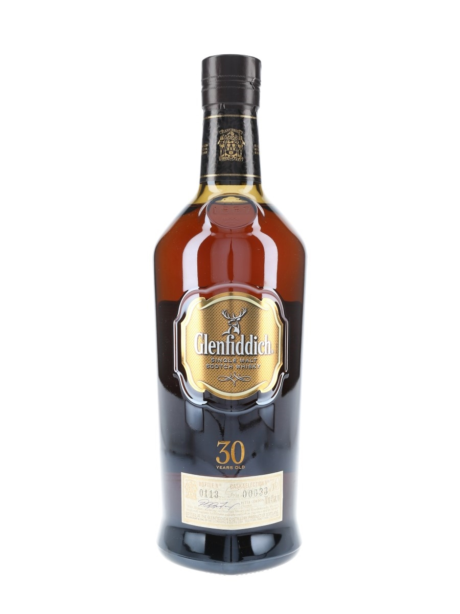 Glenfiddich 30 Year Old  70cl / 43%