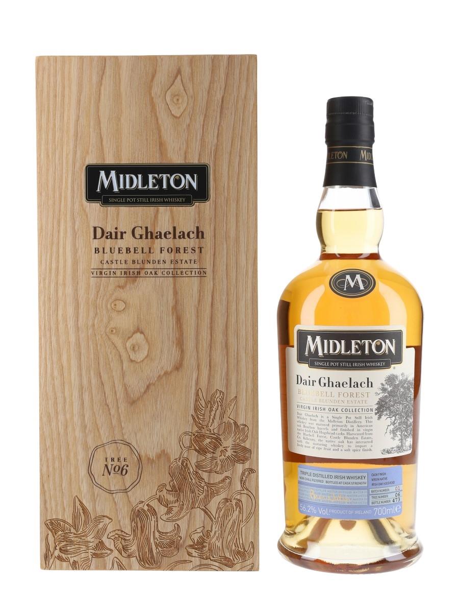 Midleton Dair Ghaelach First Batch Tree 6 70cl / 56.2%