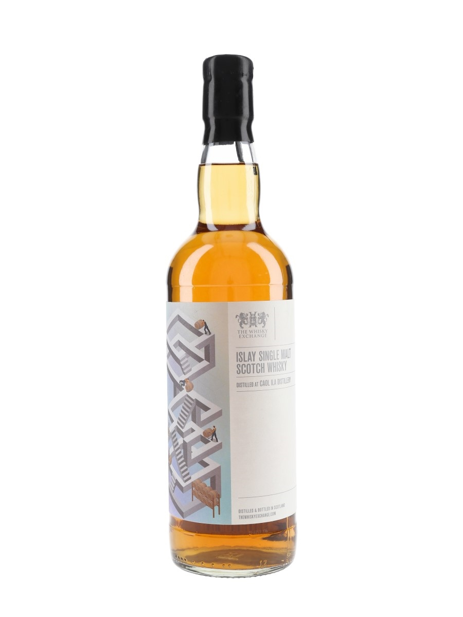 Caol Ila 2009 9 Year Old Magic Of The Casks Bottled 2019 - The Whisky Exchange Whisky Show 70cl / 58.7%