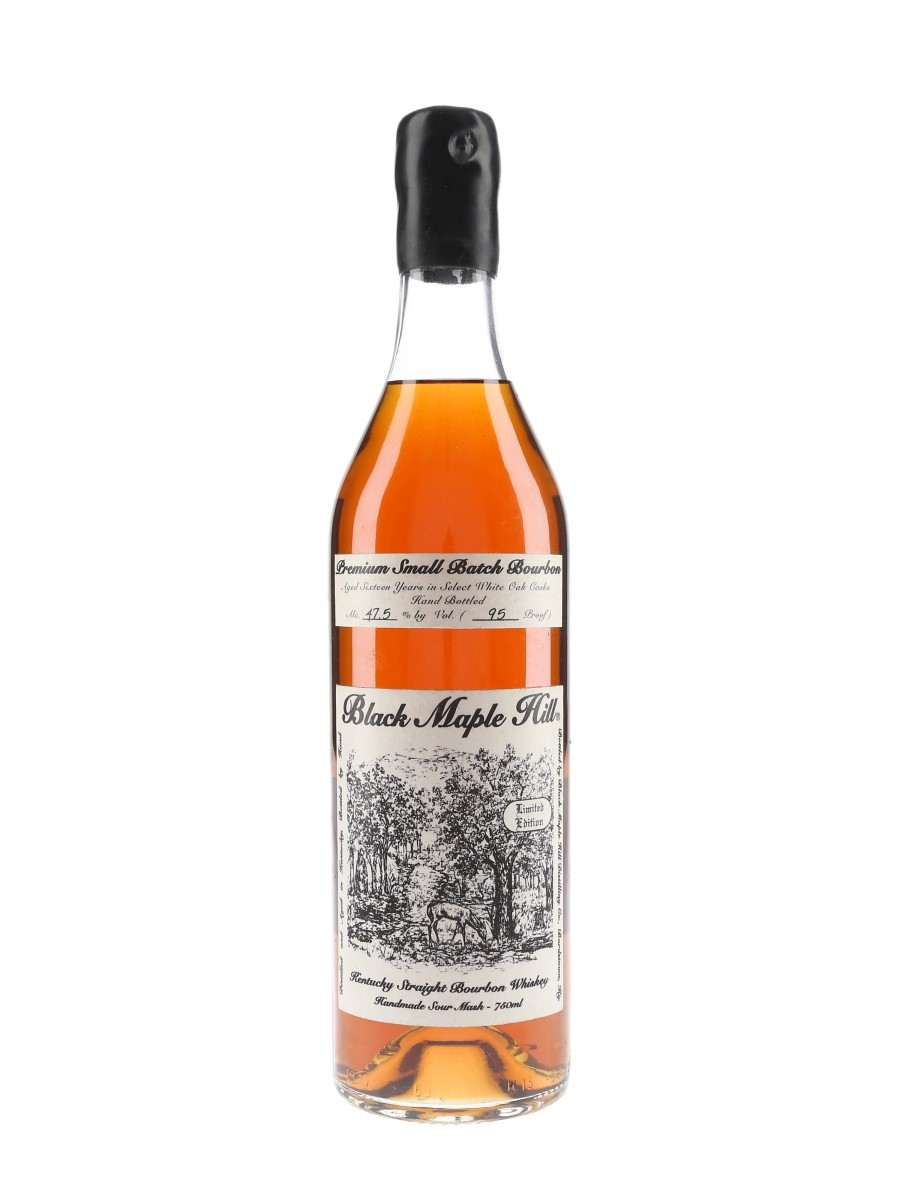 Black Maple Hill 16 Year Old Small Batch Bourbon  75cl / 47.5%