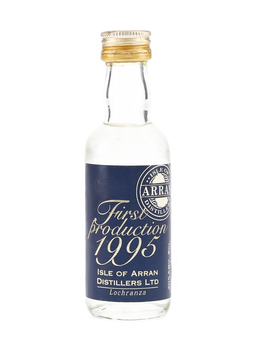Arran 1995 First Production  5cl / 40%