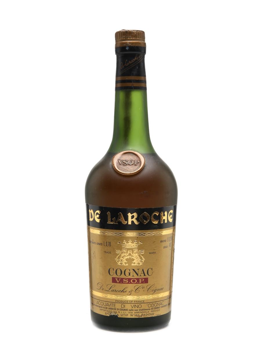 De Laroche VSOP Cognac Bottled 1990s 70cl