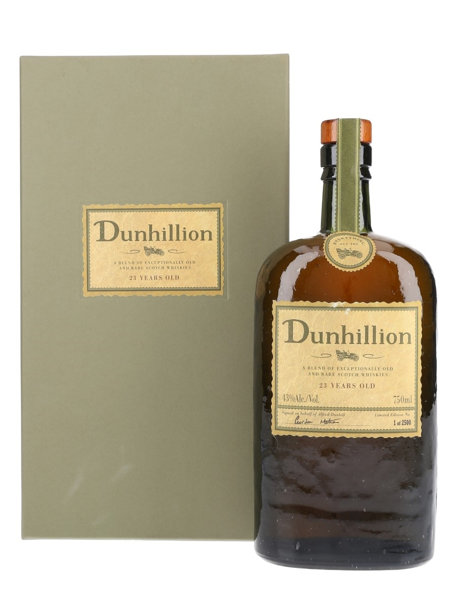 Dunhillion 23 Year Old Limited Edition  75cl / 43%