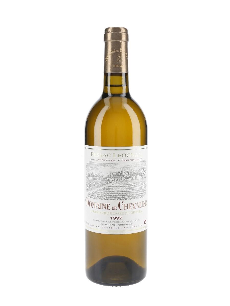 Domaine De Chevalier Blanc 1992 Grand Cru Classe De Graves 75cl / 12.5%