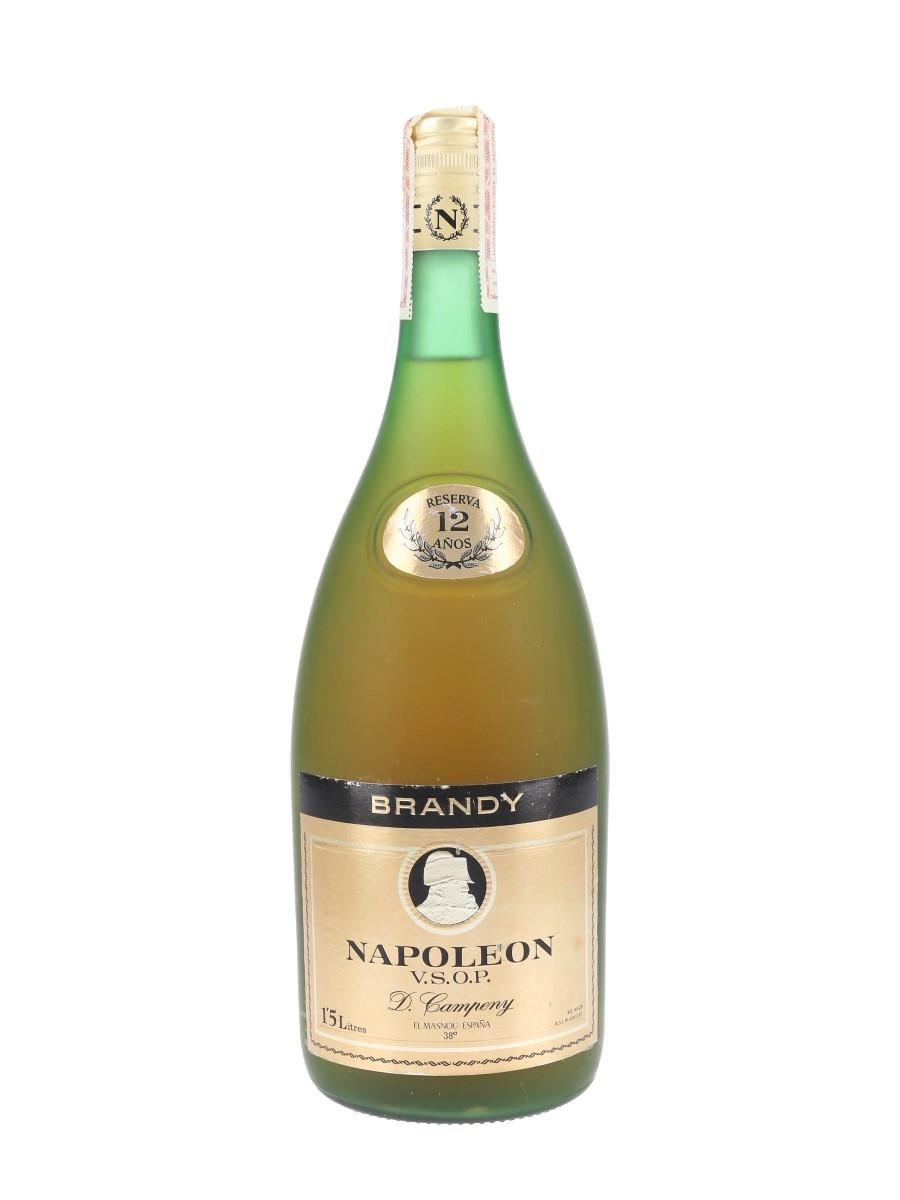 D Campeny Napoleon 12 Year Old VSOP Bottled 1980s-1990s 150cl / 38%