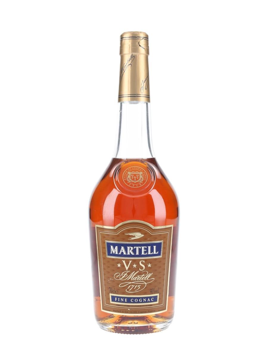 Martell 3 Star VS  70cl / 40%