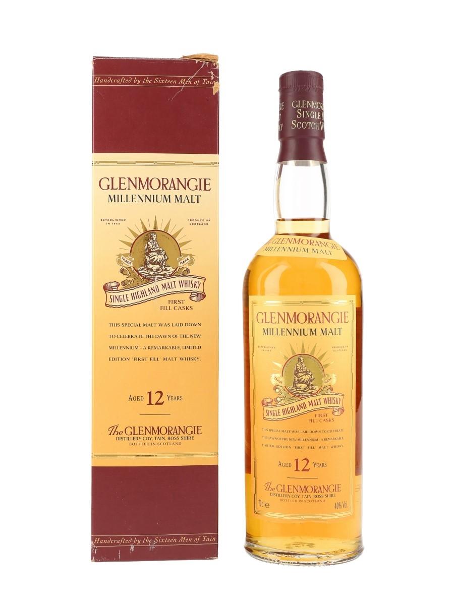Glenmorangie 12 Year Old Millennium Malt  70cl / 40%