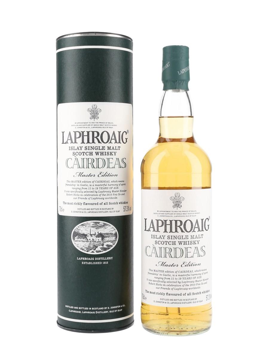 Laphroaig Cairdeas Master Edition Feis Ile 2010 70cl / 57.3%