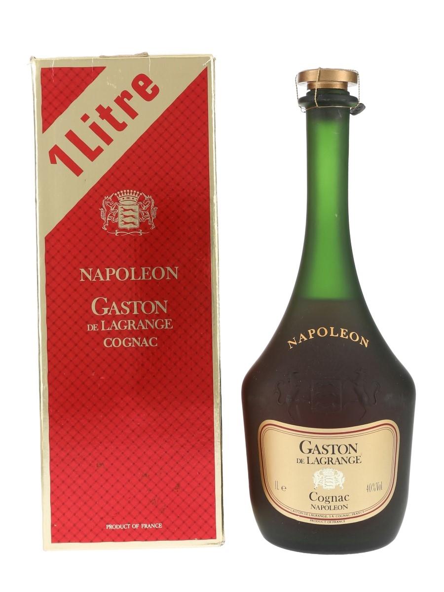 Gaston De Lagrange Napoleon Bottled 1980s - Duty Free 100cl / 40%
