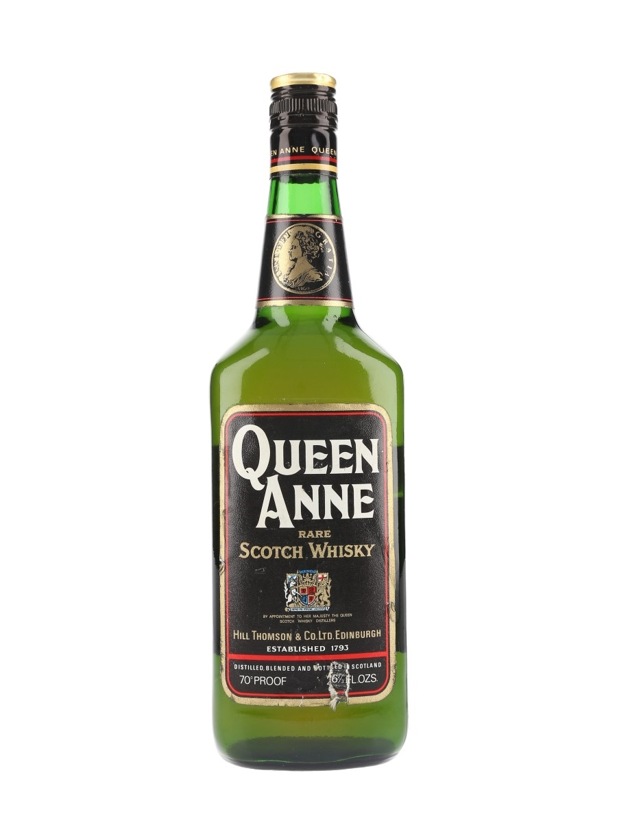 Queen Anne Rare Bottled 1970s 75.7cl / 40%