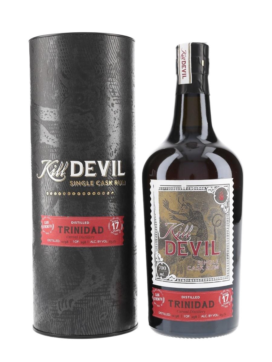 Kill Devil 1998 17 Year Old Trinidad Caroni - Edition Spirits 70cl / 63.1%