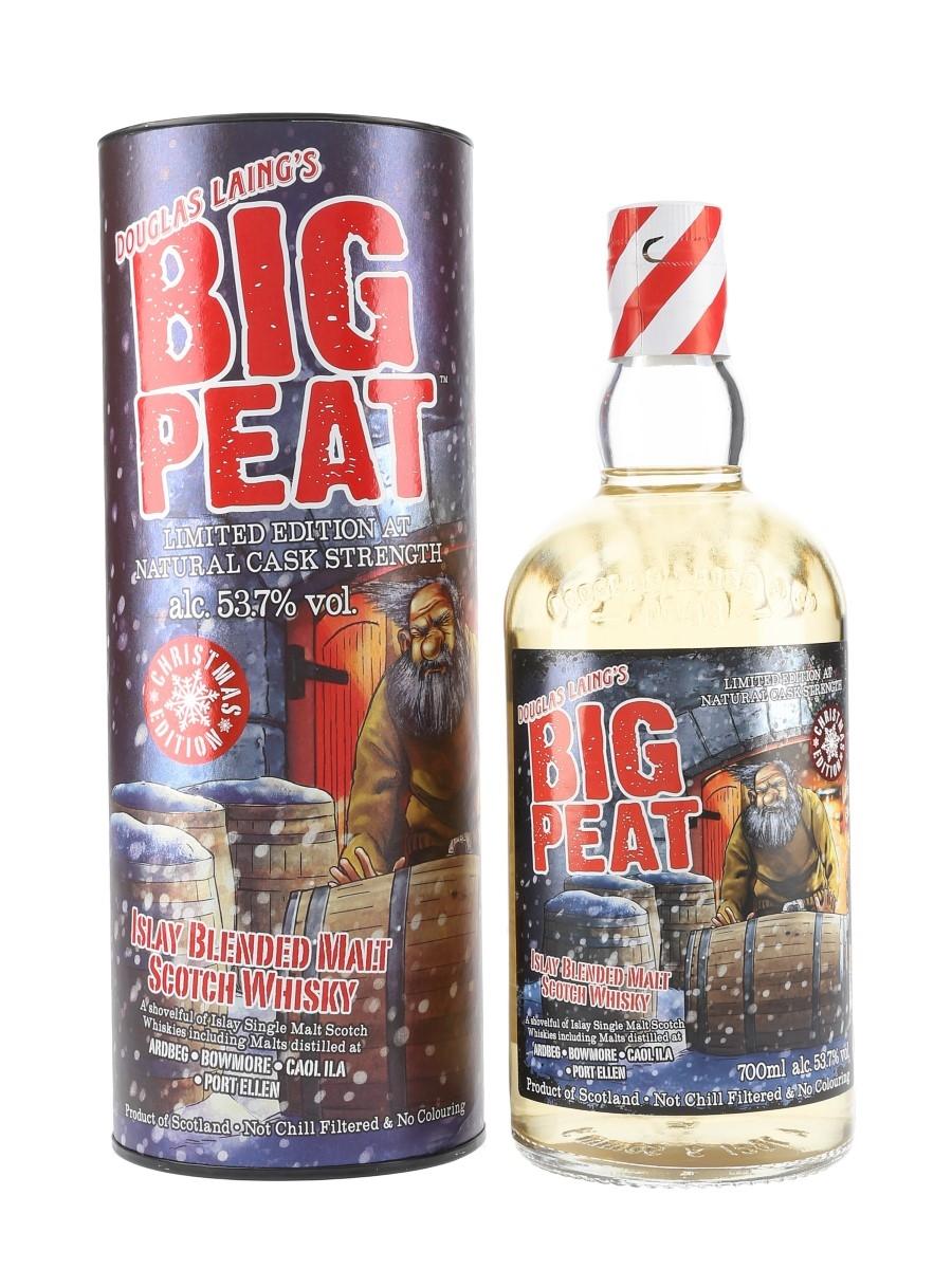 Big Peat Christmas Edition 2019 Douglas Laing 70cl / 53.7%