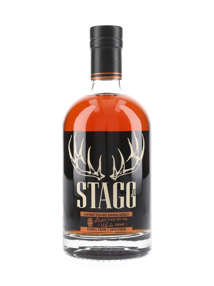 Stagg Jr Bottled 2018 75cl / 63.2%
