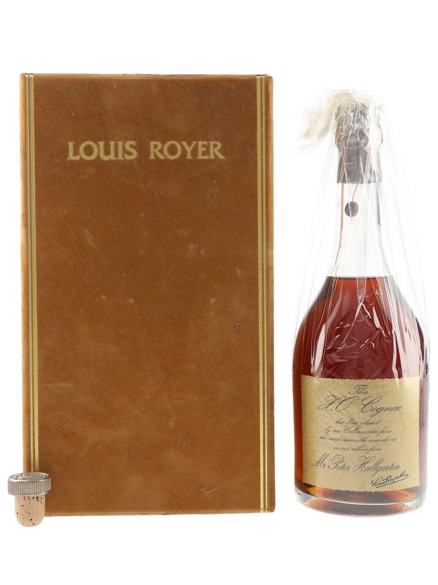 Louis Royer XO Cognac Selected For Mr Peter Hallgarten 70cl