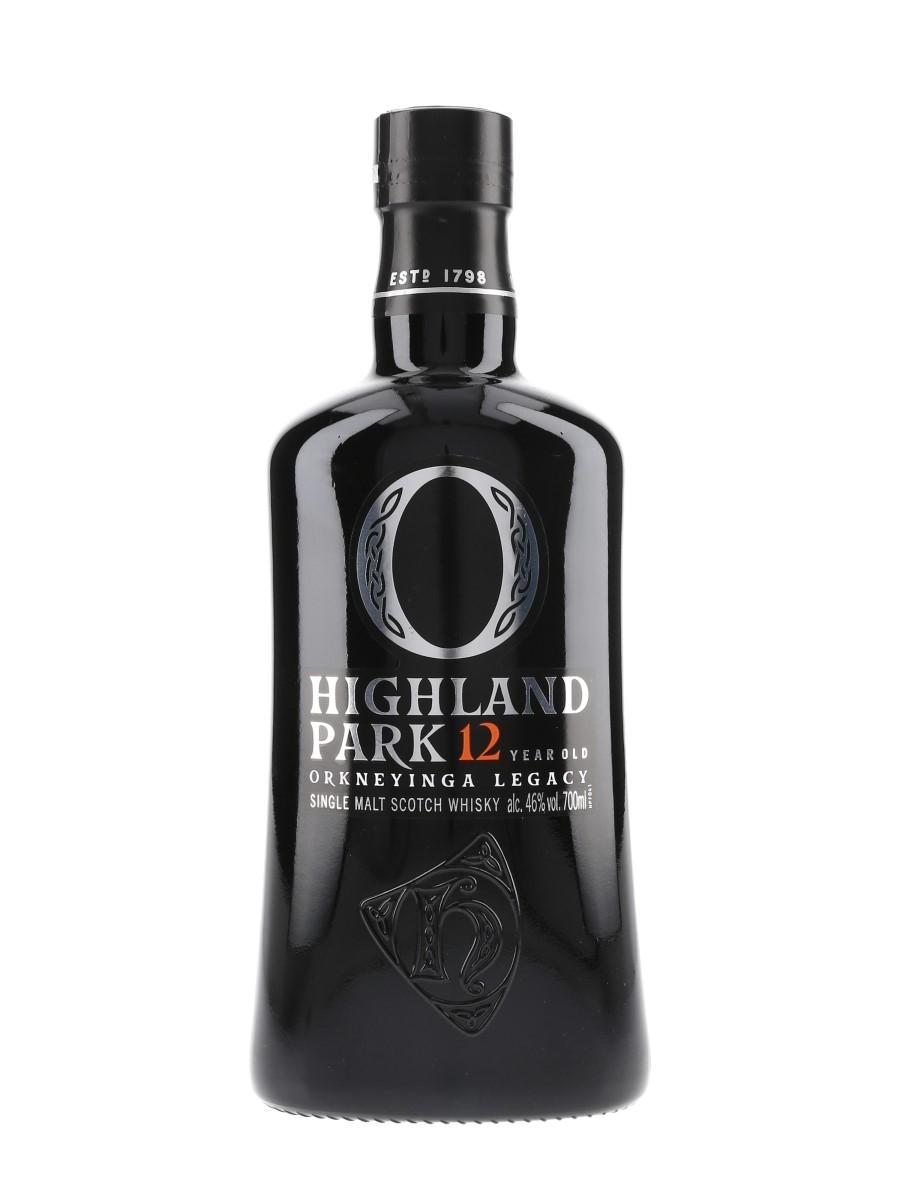 Highland Park 12 Year Old Orkneyinga Legacy  70cl / 46%