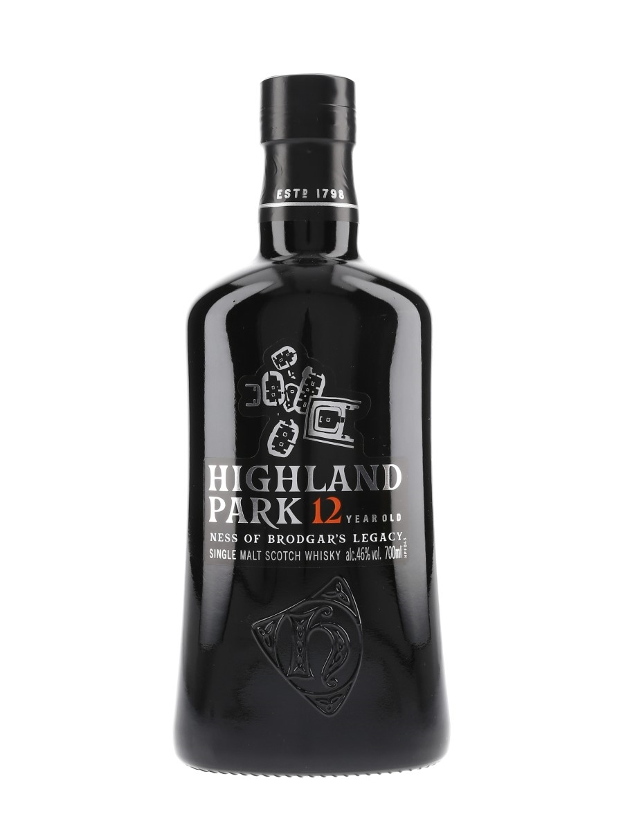 Highland Park 12 Year Old Ness Of Brodgar's Legacy  70cl / 46%