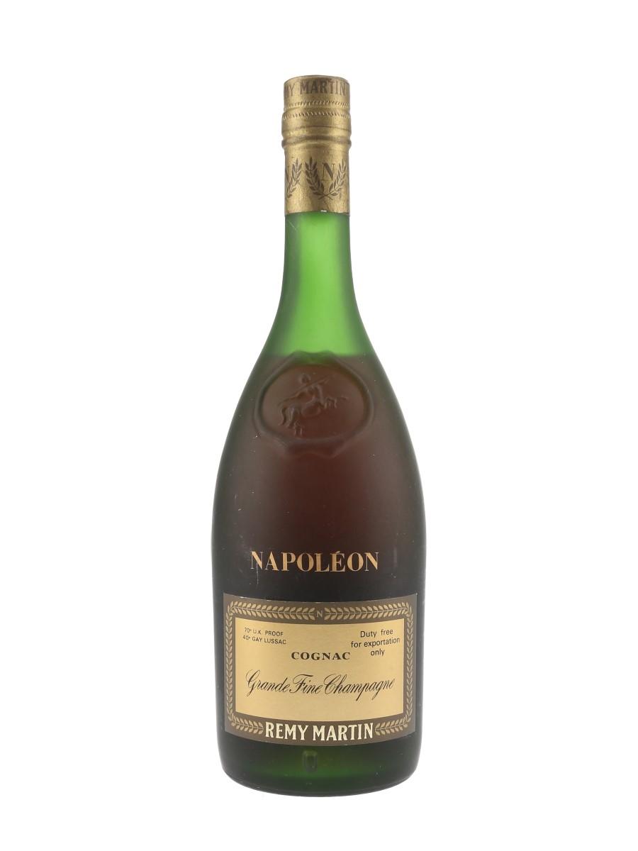 Remy Martin Napoleon Bottled 1970s-1980s - Duty Free 70cl / 40%