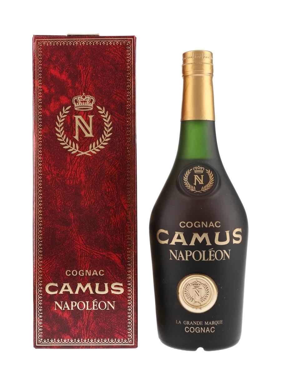 Camus Napoleon Grande Marque Bottled 1980s 70cl