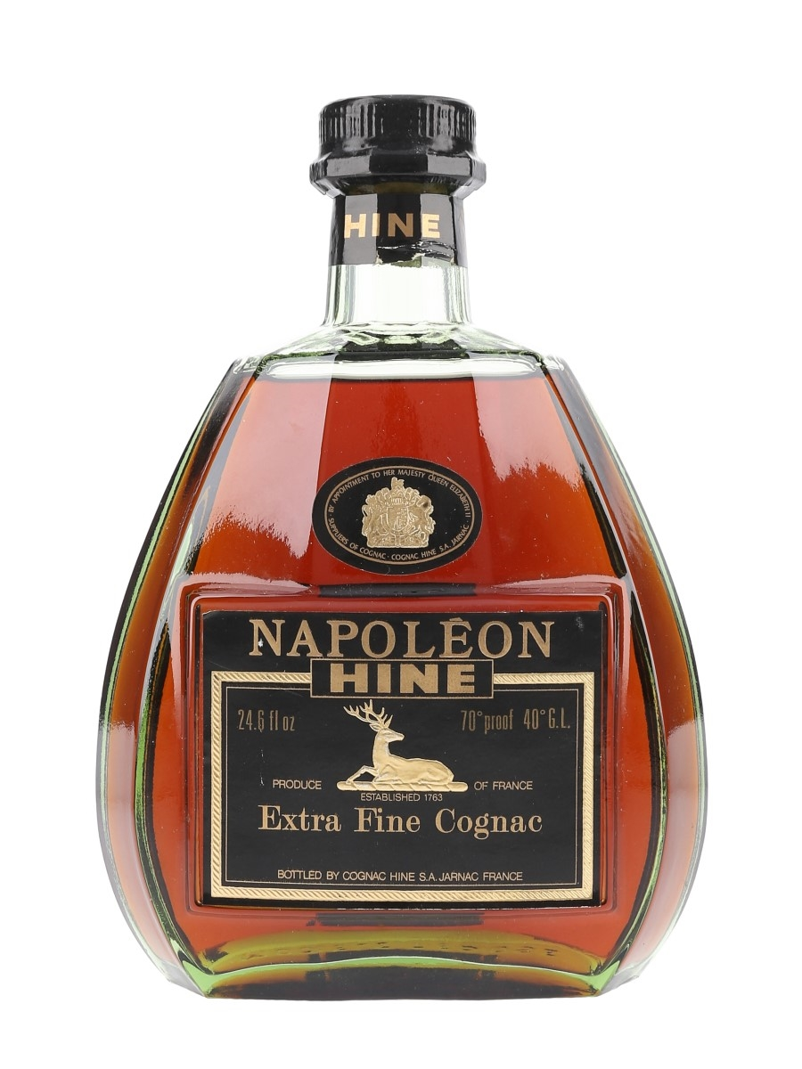 Hine Napoleon Bottled 1970s-1980s 70cl / 40%