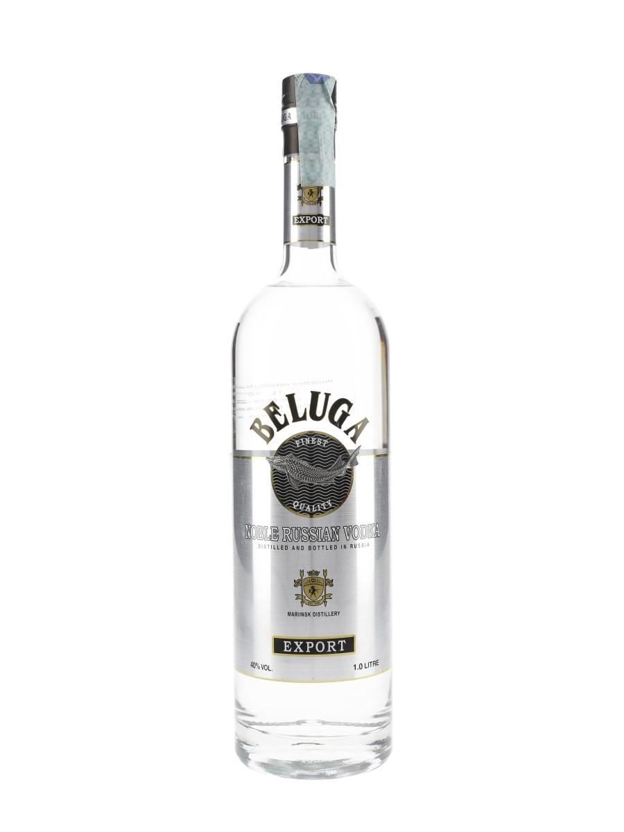 Beluga Noble Russian Vodka  100cl / 40%