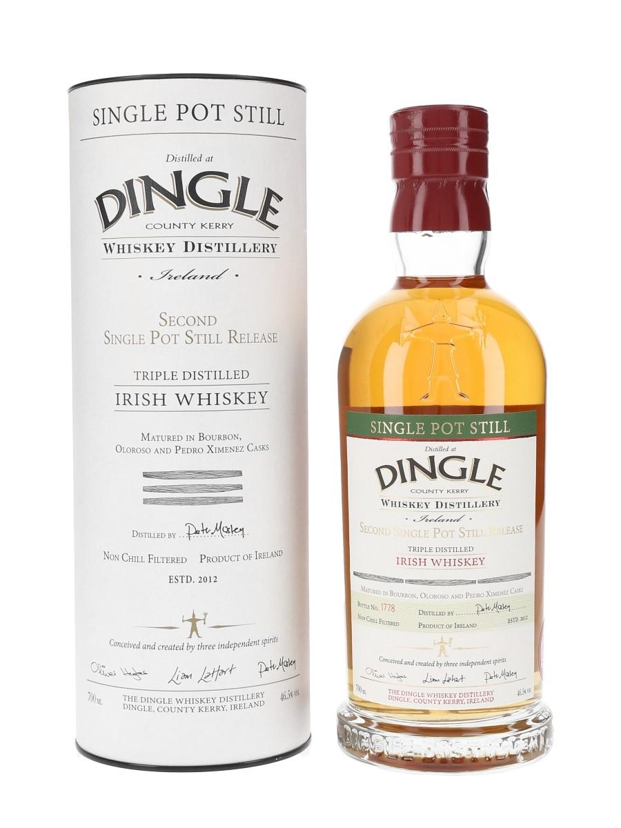 Dingle Pot Still Second Single Pot Still Release 70cl / 46.5%