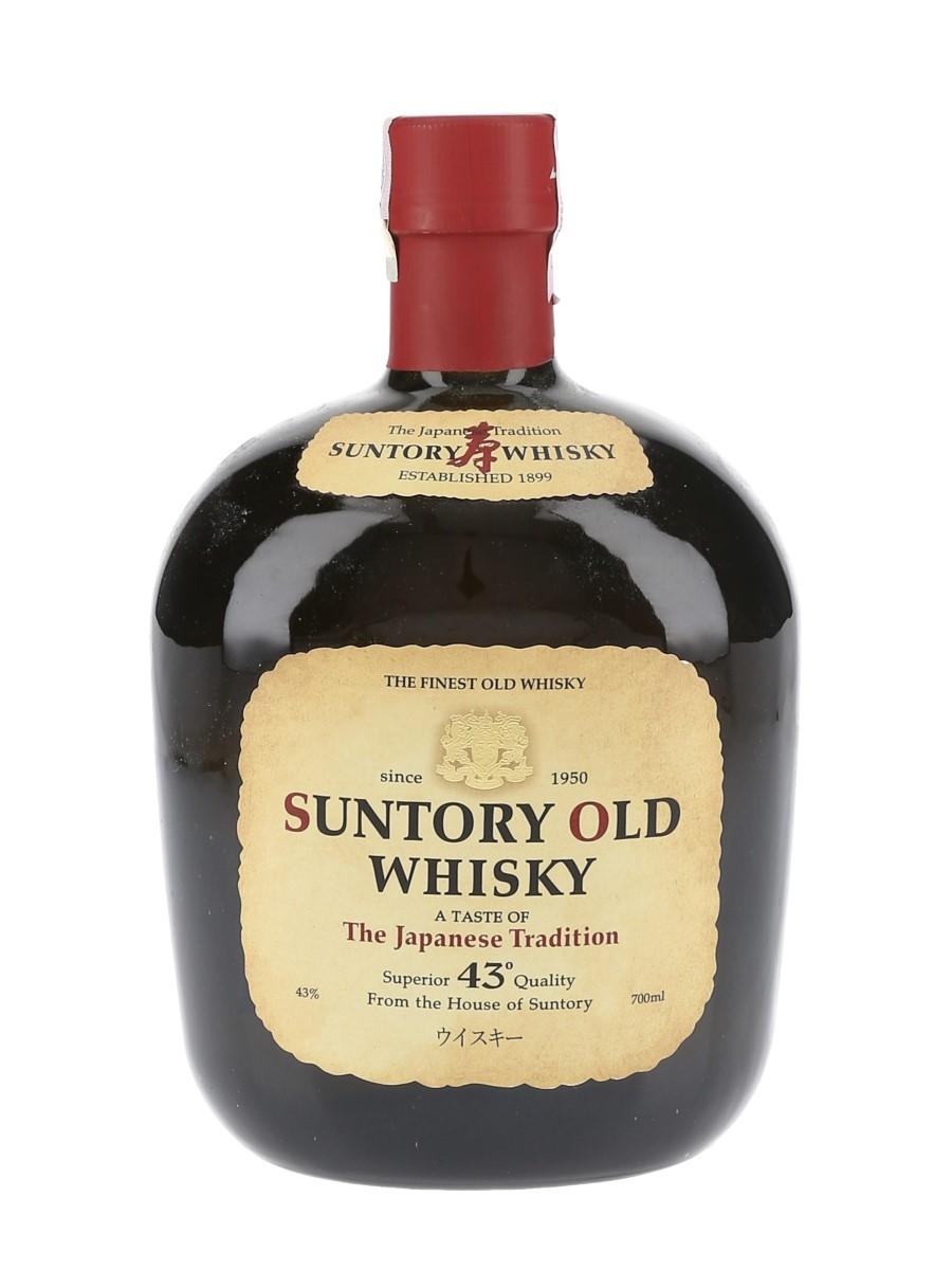 Suntory Old Whisky  70cl / 43%