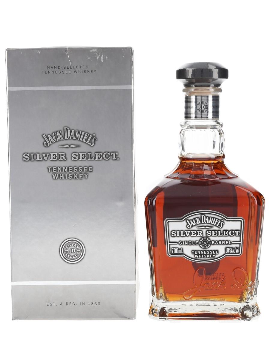Jack Daniel's Silver Select Single Barrel  70cl / 50%