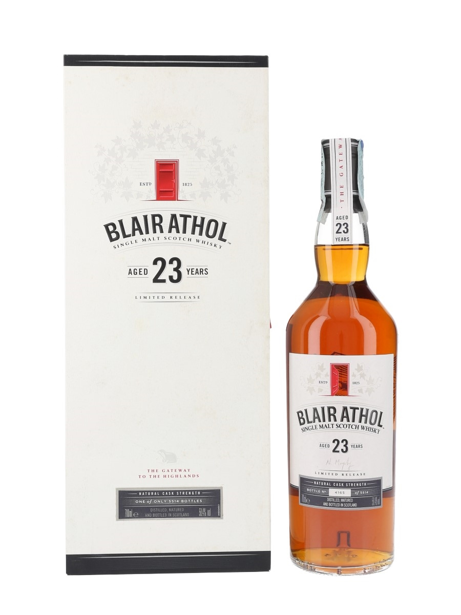 Blair Athol 1993 23 Year Old Special Releases 2017 70cl / 58.4%