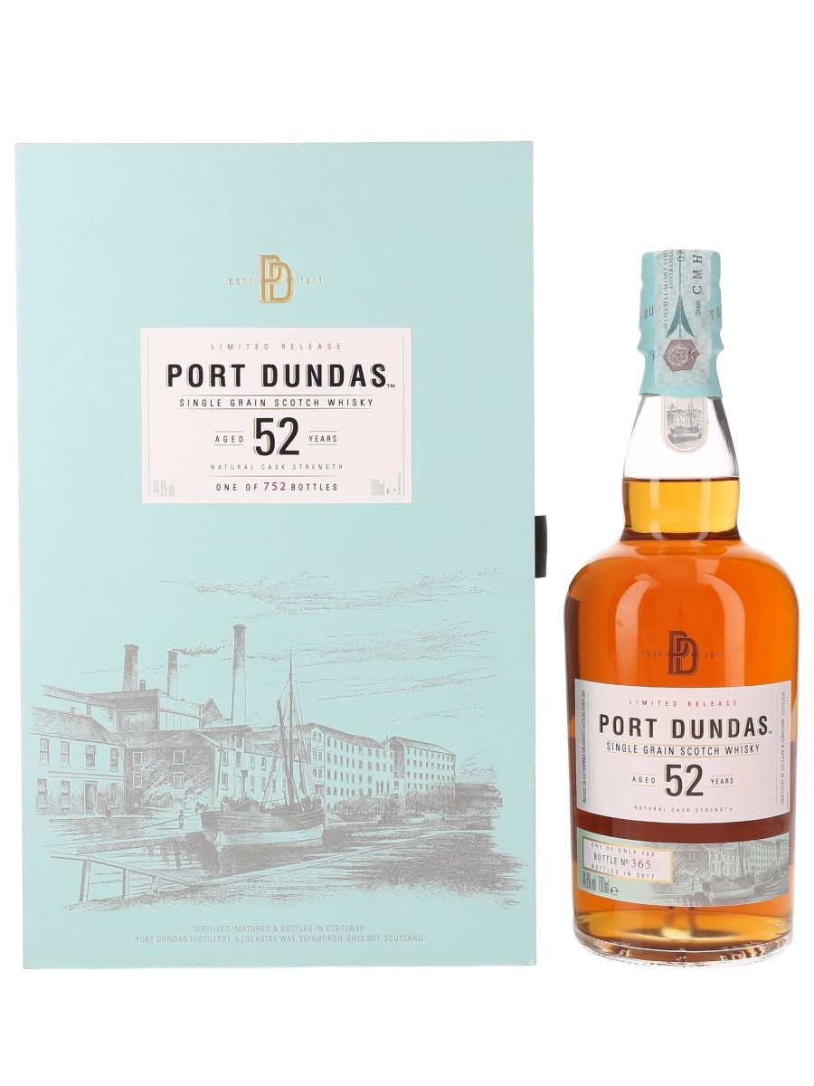 Port Dundas 1964 52 Year Old Special Releases 2017 70cl / 44.6%