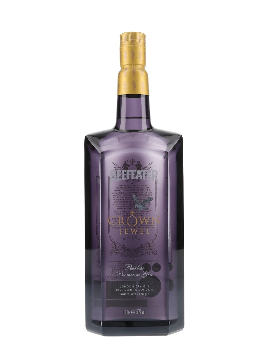 Beefeater Crown Jewel Gin Bottled 2015 - Batch 1 100cl / 50%