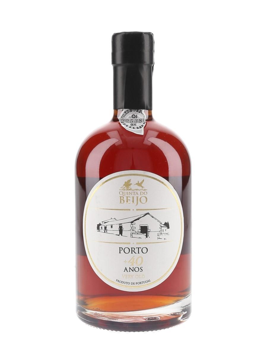 Quinta Do Beijo 40 Year Old Tawny Port Bottled 2016 50cl / 19.5%