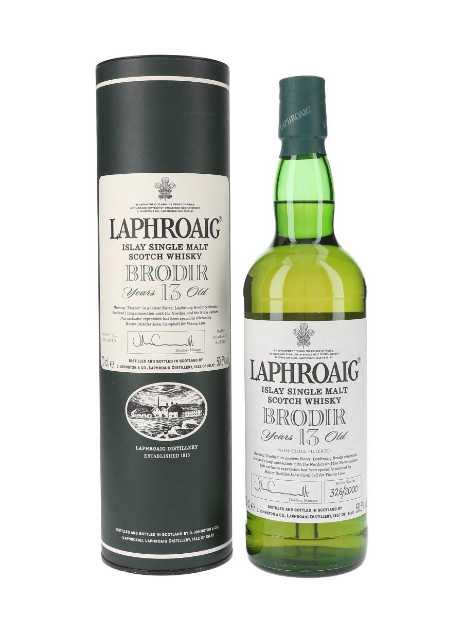Laphroaig Brodir 13 Year Old  70cl / 50.5%