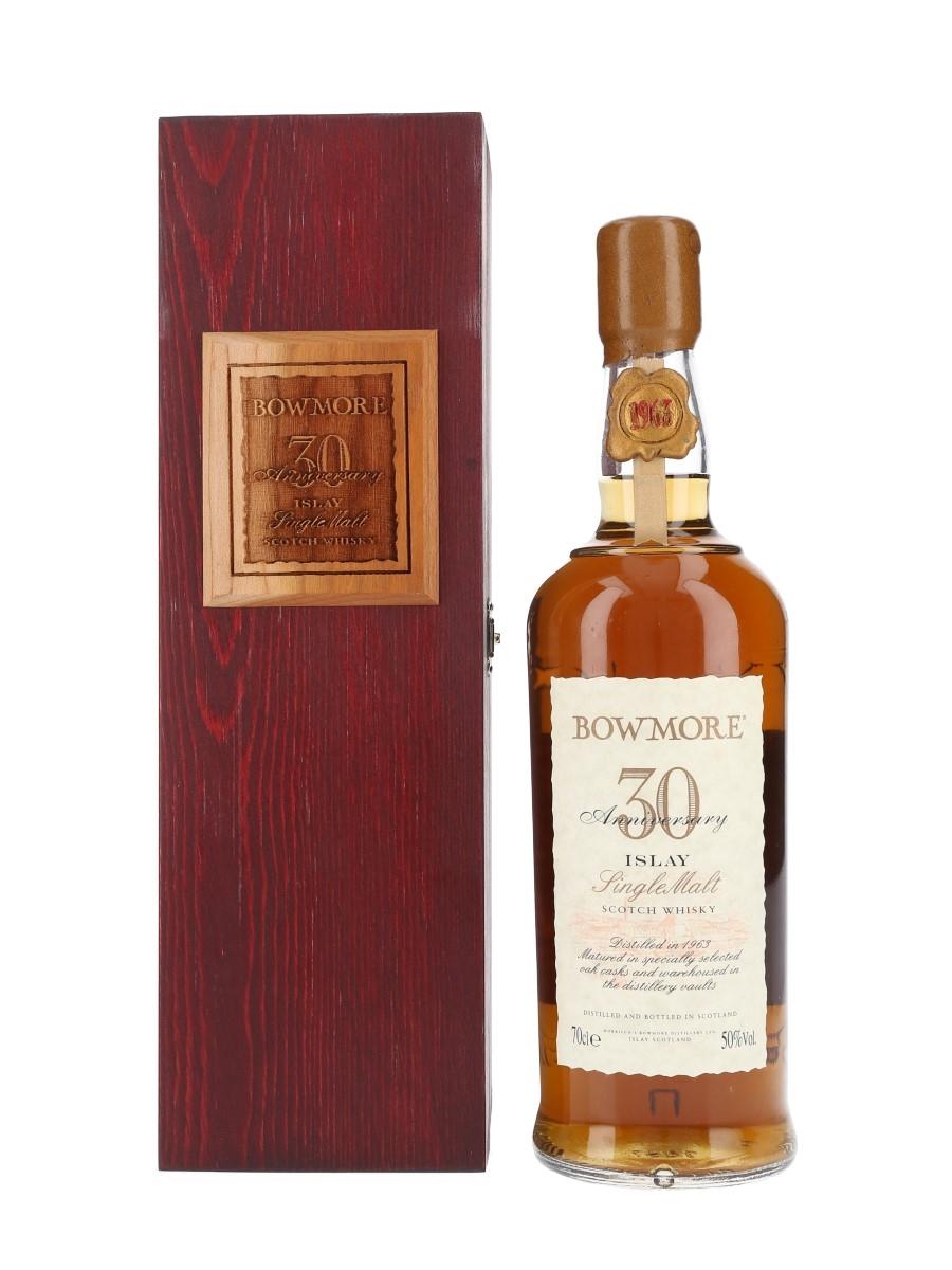 Bowmore 1963 30th Anniversary  70cl / 50%