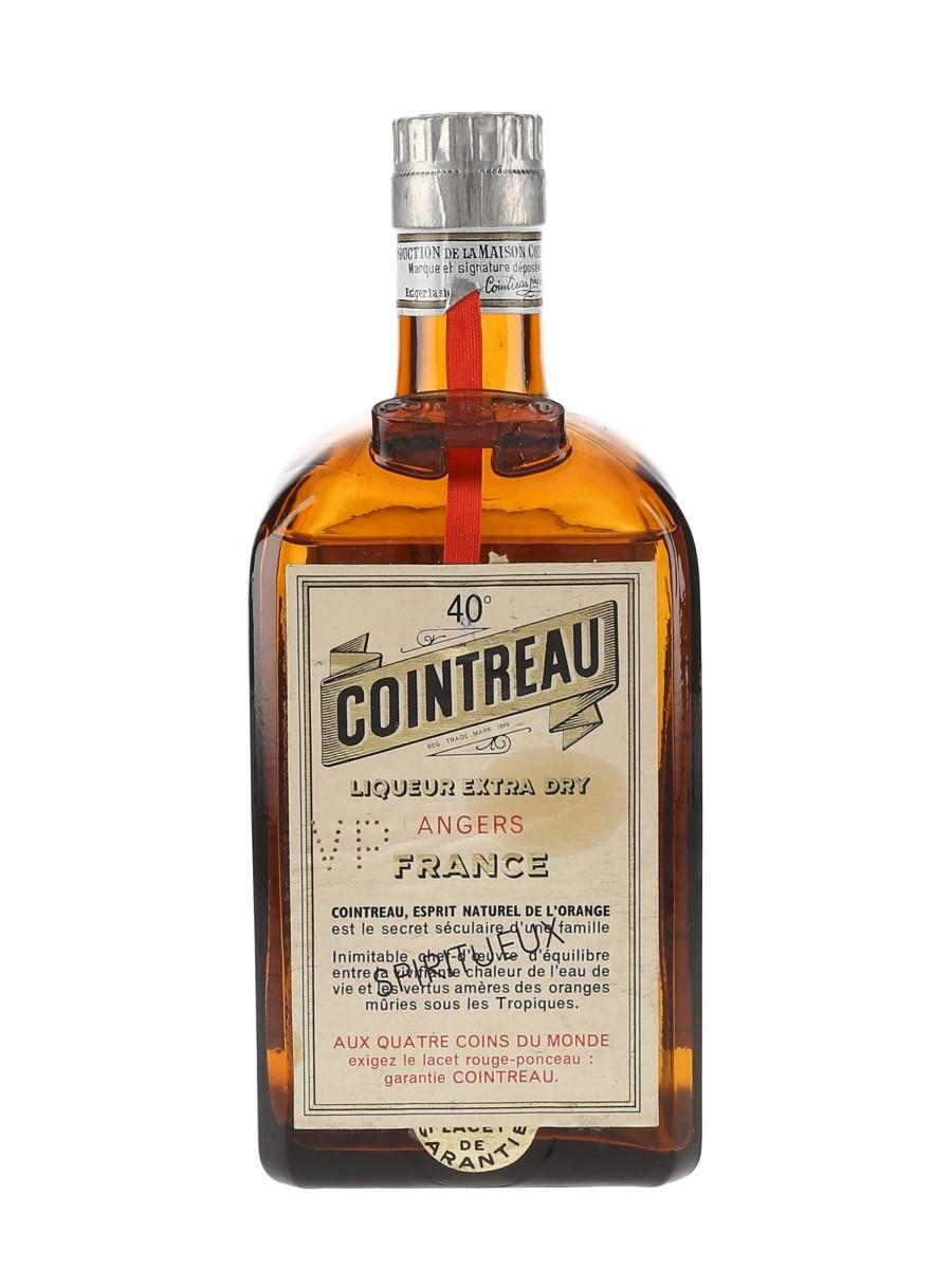 Cointreau Bottled 1960s 70cl / 40%