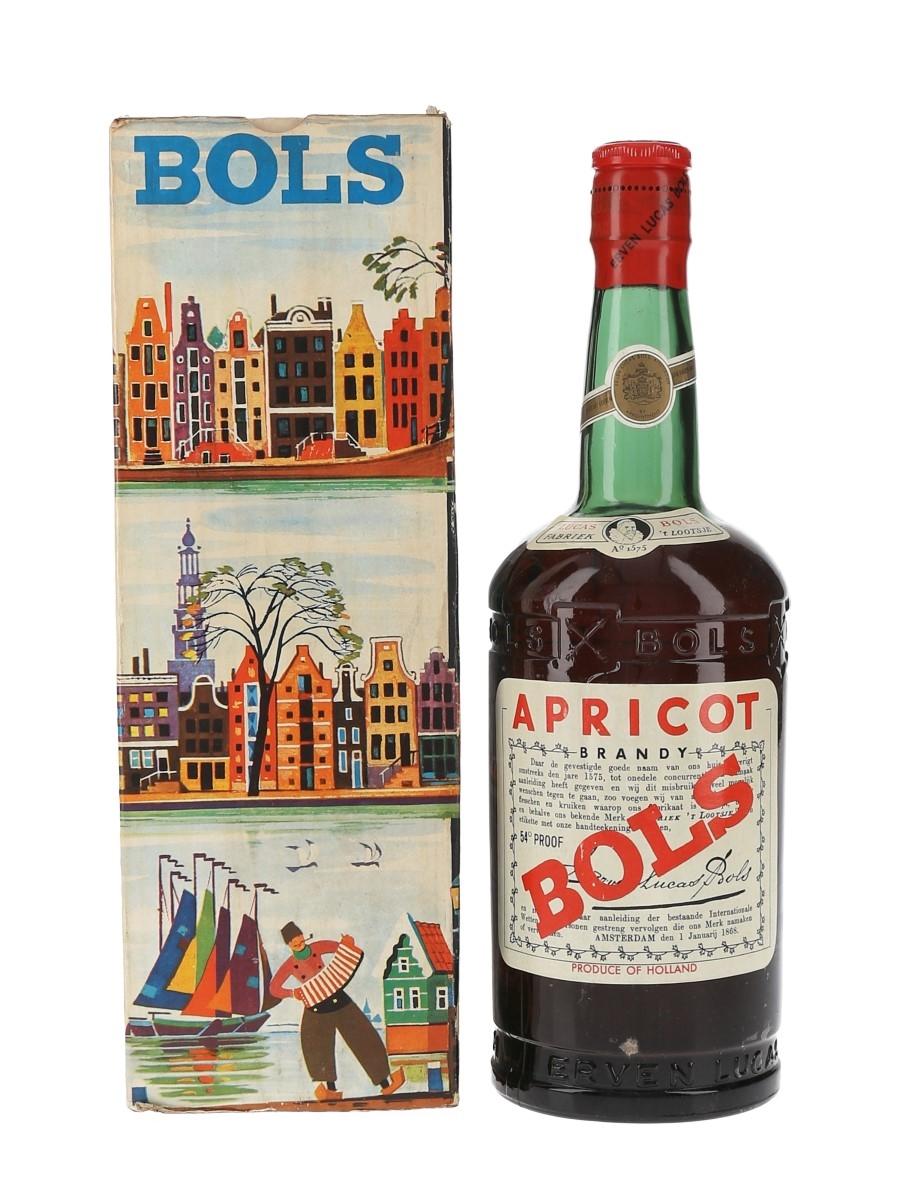 Bols Apricot Liqueur Bottled 1960s-1970s 75cl / 31%