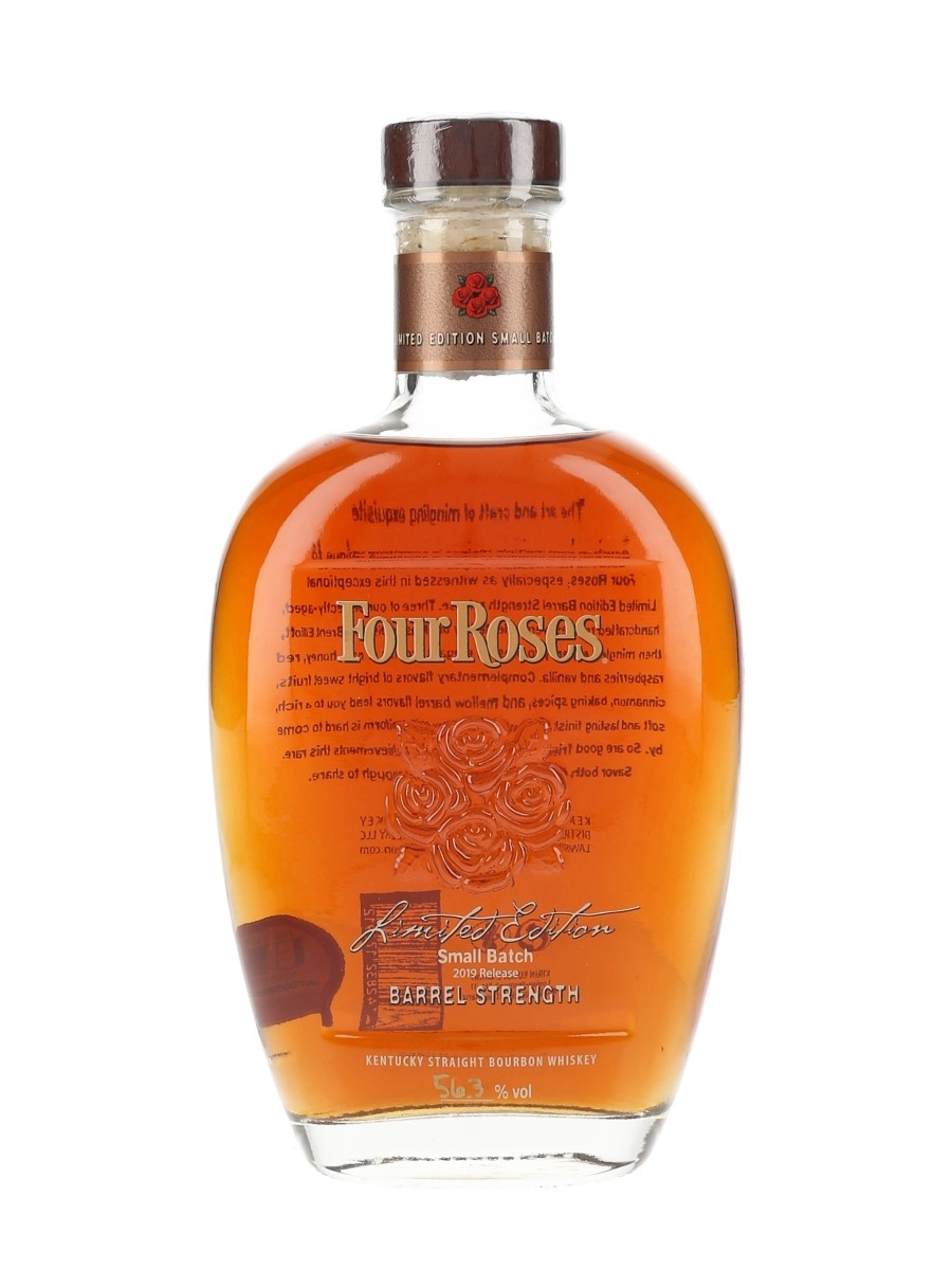 Four Roses Small Batch 2019 Release 70cl / 56.3%