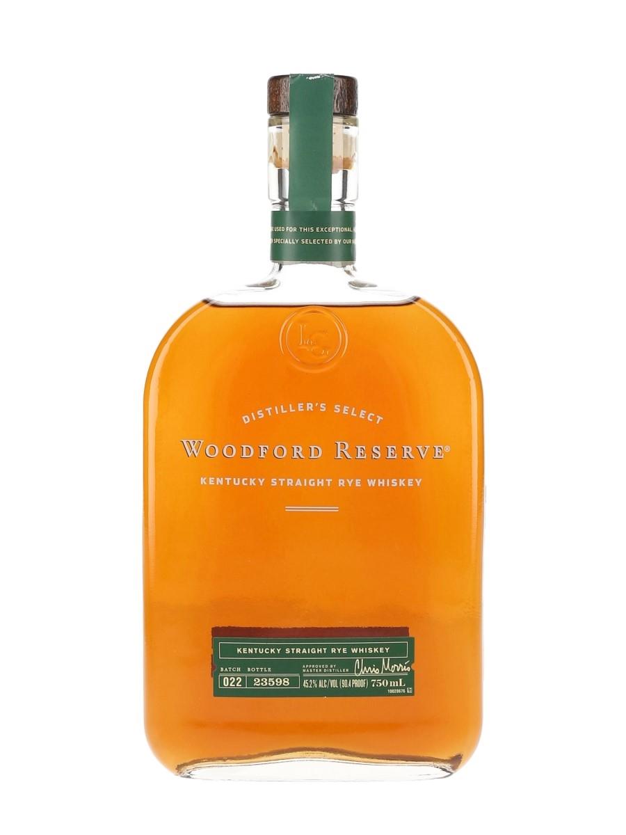 Woodford Reserve Distiller's Select Batch 022 75cl / 45.2%
