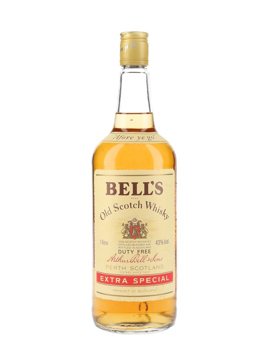 Bell's Extra Special Bottled 1980s - Duty Free 100cl / 43%