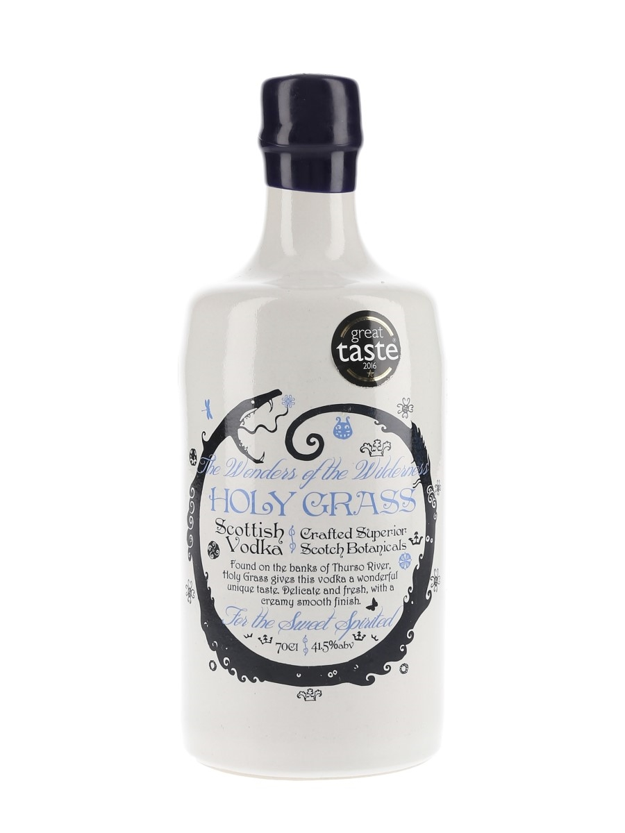Holy Grass Scottish Vodka  70cl / 41.5%