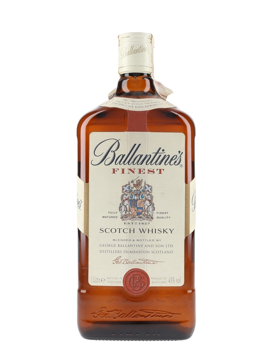 Ballantine's Finest Old Presentation 100cl / 43%
