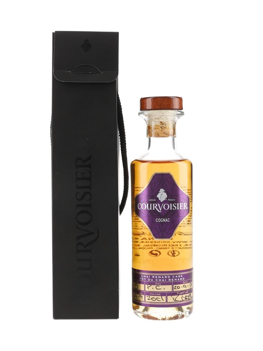 Courvoisier 15 Year Old Chai Renard Cask Bottled 2017 20cl / 49.9%