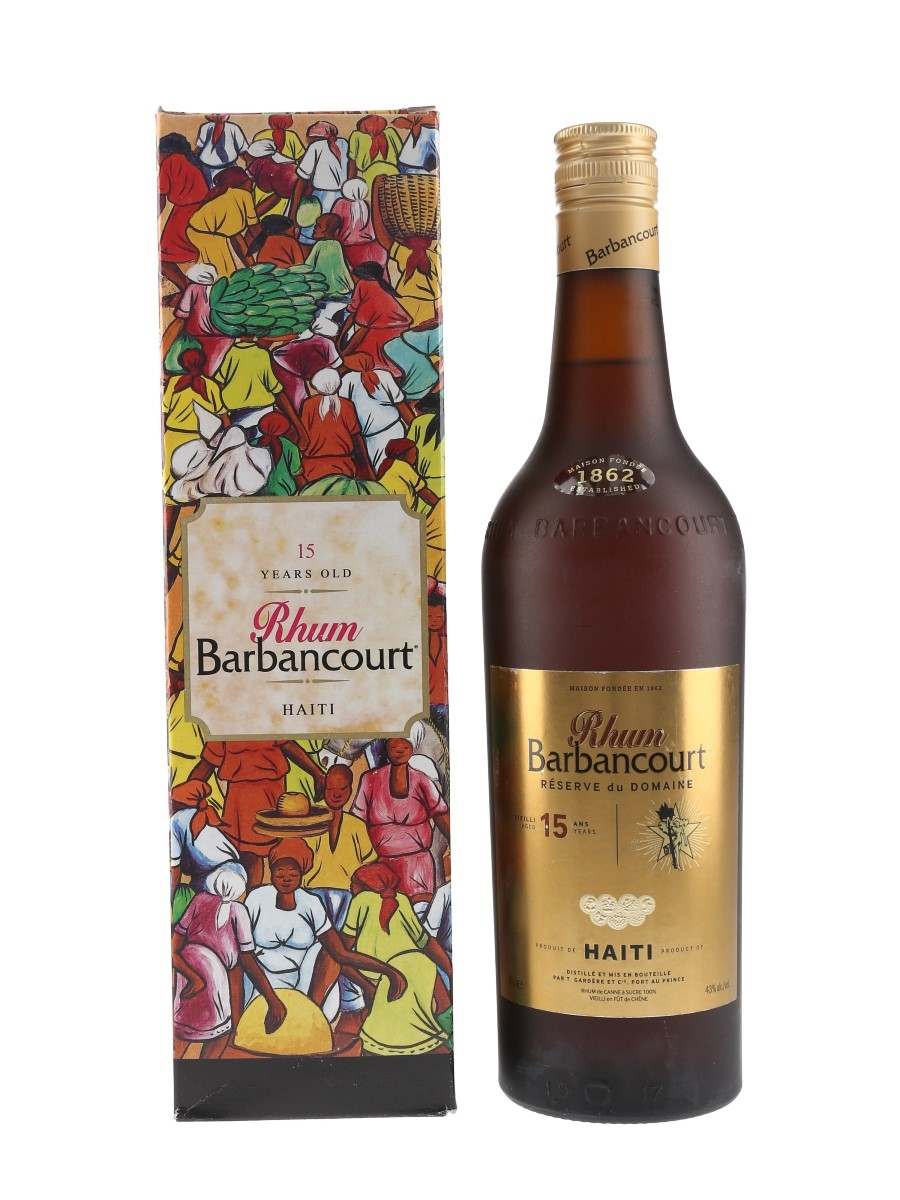 Barbancourt 15 Year Old Reserve du Domaine  70cl / 43%