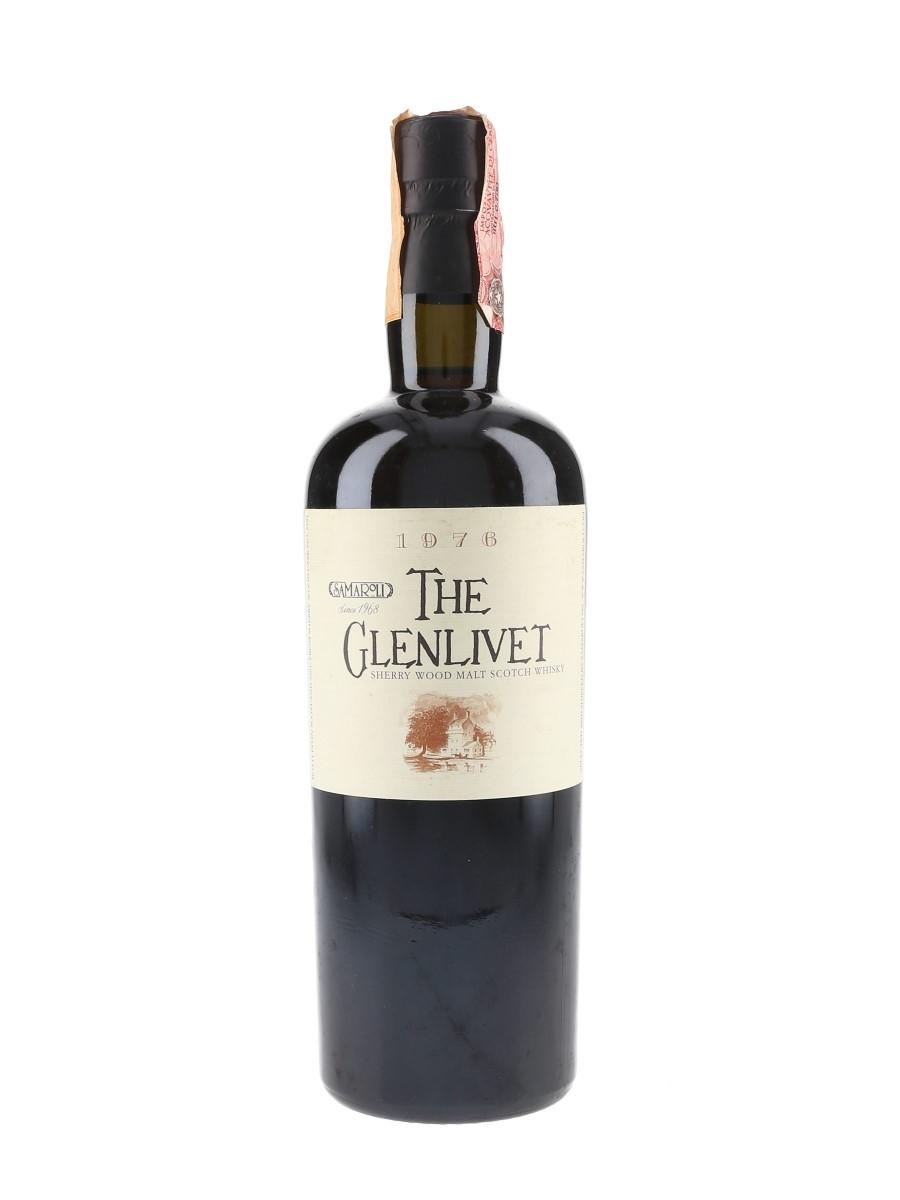 Glenlivet 1976 Sherry Cask 5521 Bottled 2001 - Samaroli 70cl / 45%