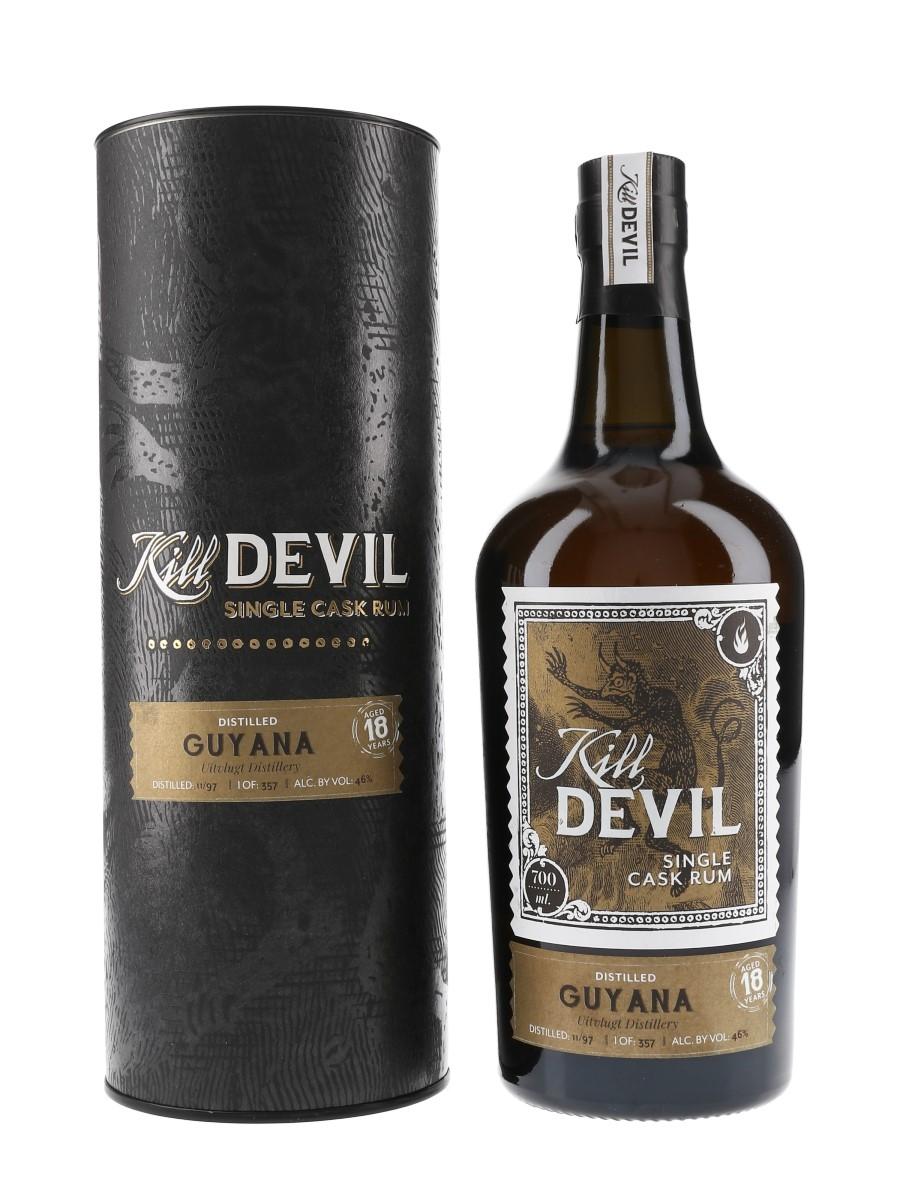 Kill Devil 1997 Uitvlugt 18 Year Old - Edition Spirits 70cl / 46%