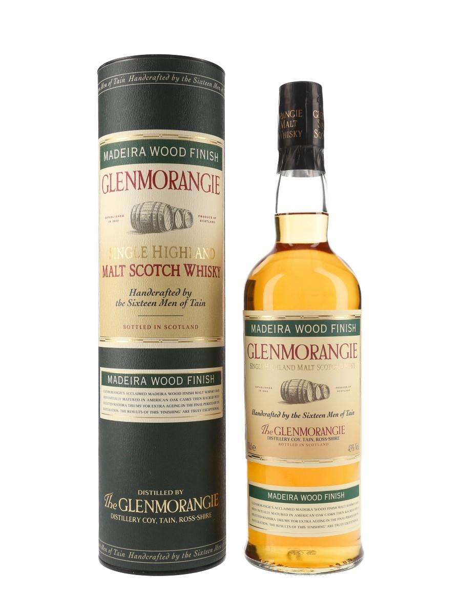 Glenmorangie Madeira Wood Finish Bottled 2000s 70cl / 43%