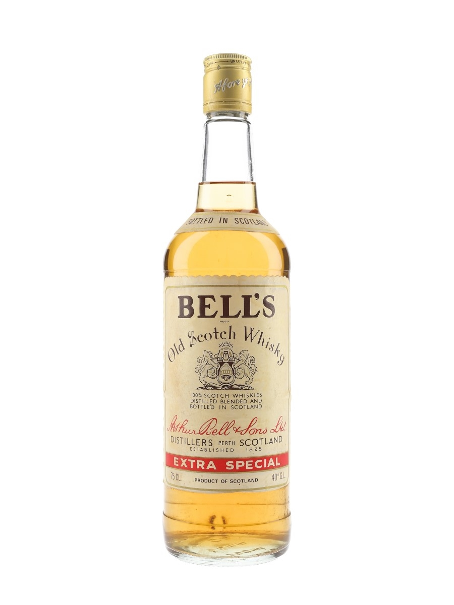 Bell's Extra Special Bottled 1981 75cl / 40%