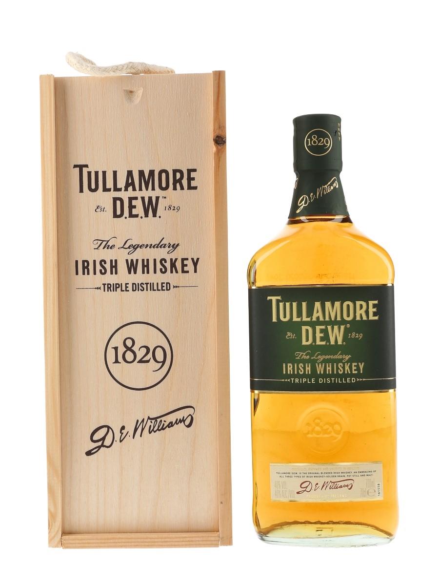 Tullamore D.E.W. Gift Box 70cl / 40%