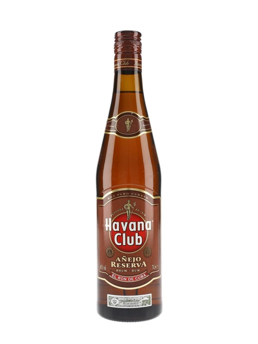 Havana Club Anejo Reserva  70cl / 40%