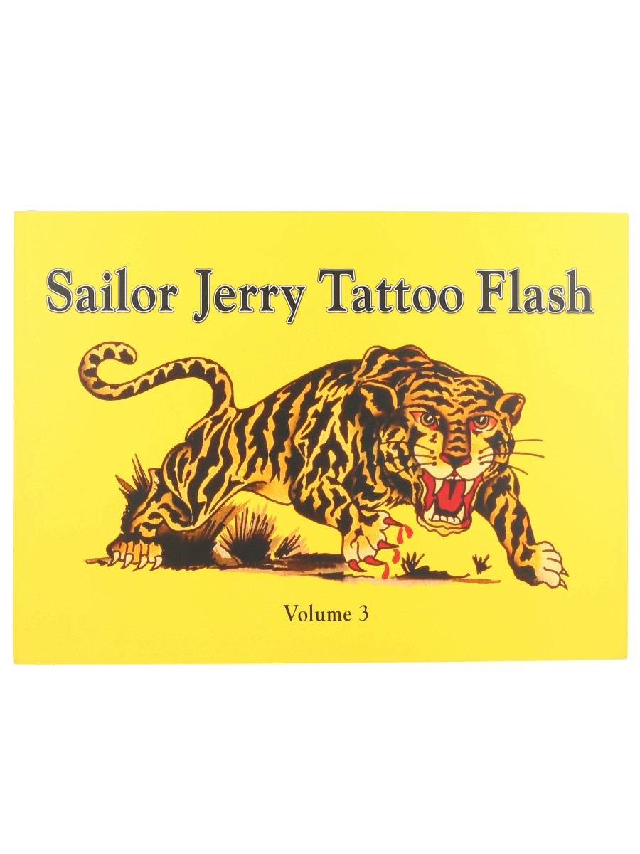 Sailor Jerry Tattoo Flash Volume 3 Lot 86134 Buy Sell Spirits Online